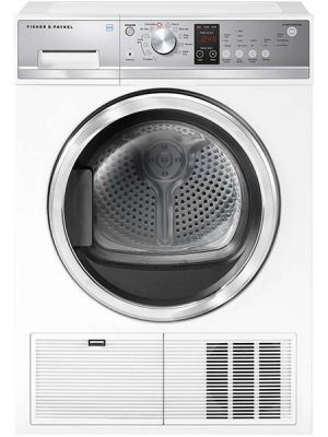 8kg Condensing Dryer - Fisher & Paykel DE8060P2