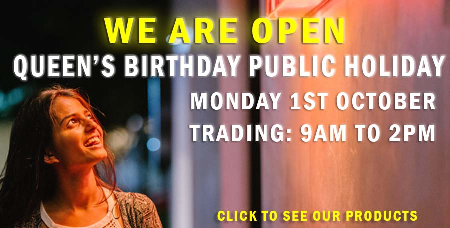 Queen's Birthday Public Holiday Trading Hours
