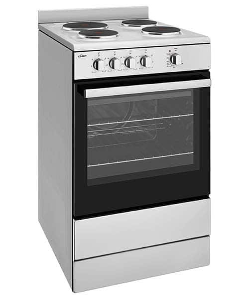 Chef 54cm Stainless Steel Freestanding Cooker