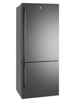 Electrolux 453L Dark Stainless Steel Bottom Mount Refrigerator
