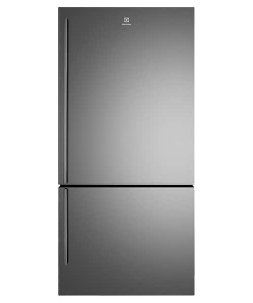 Electrolux 529L Dark Stainless Steel Bottom Mount Refrigerator