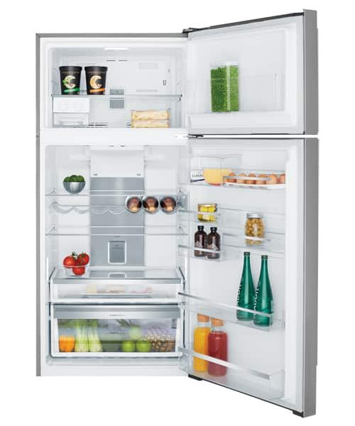 536L Stainless Steel Top Mount Refrigerator
