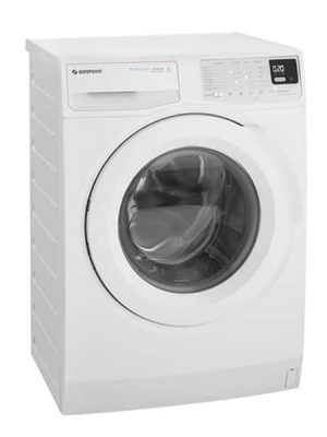Simpson Ezi Set 8kg Front Load Washer