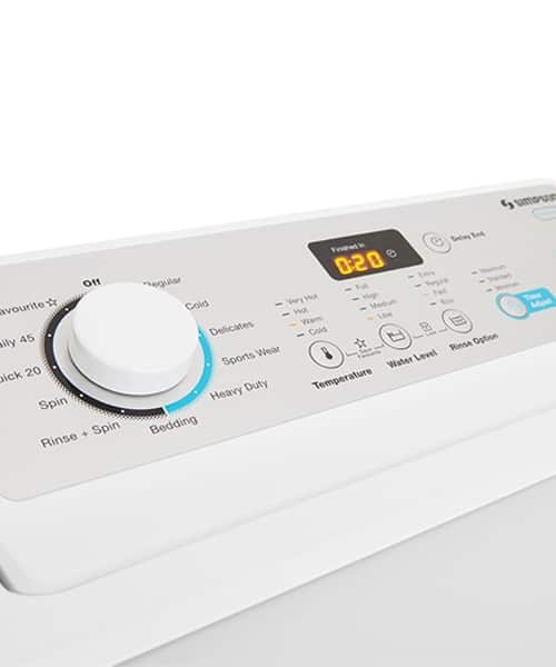 Simpson 7kg Top Load Washer
