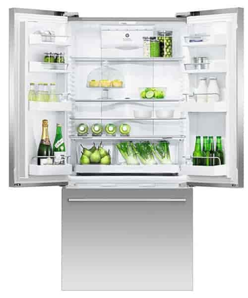 Fisher & Paykel RF522ADUX5 – 519L French Door Fridge Ice