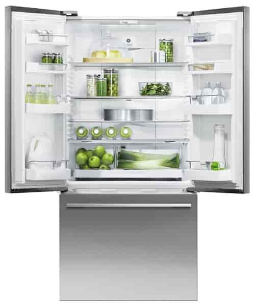 Fisher & Paykel RF522ADX5 – 519L French Door Fridge