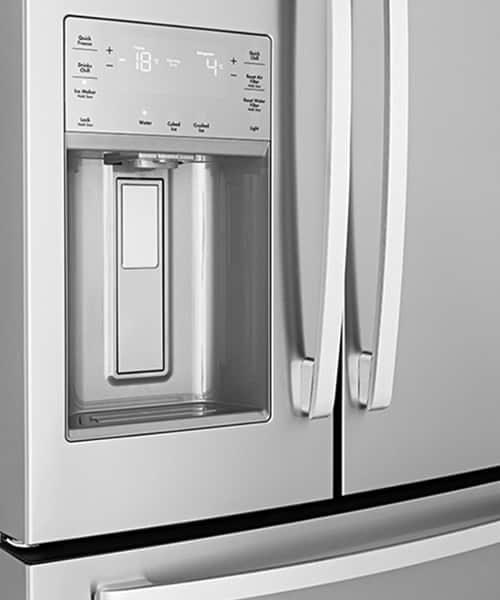 Ice & Water Dispenser