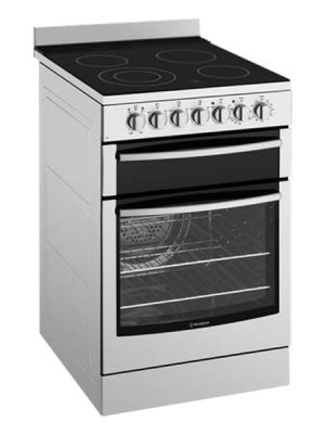 Stainless Electric Freestanding Cooker